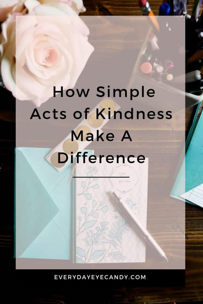 hallmark cards help you perform simple acts of kindness