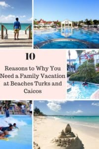 family vacation at beaches resorts