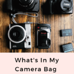travel photography gear for family travel