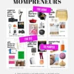 THE ULTIMATE GIFT GUIDE FOR MOMPRENEURS