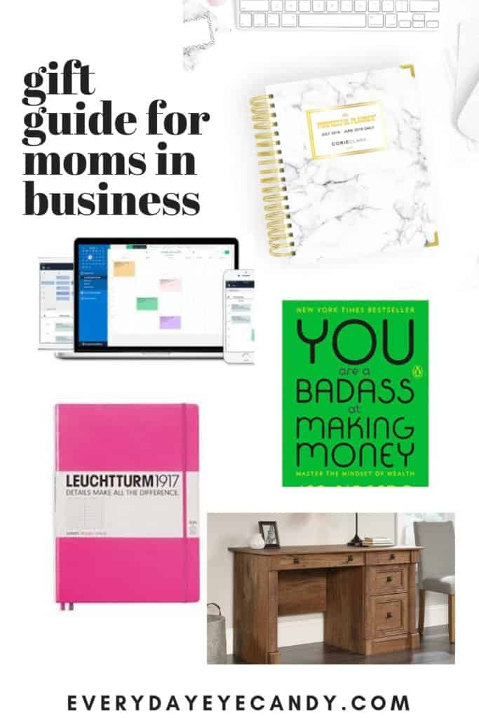 the ultimate gift guide for mompreneurs in business