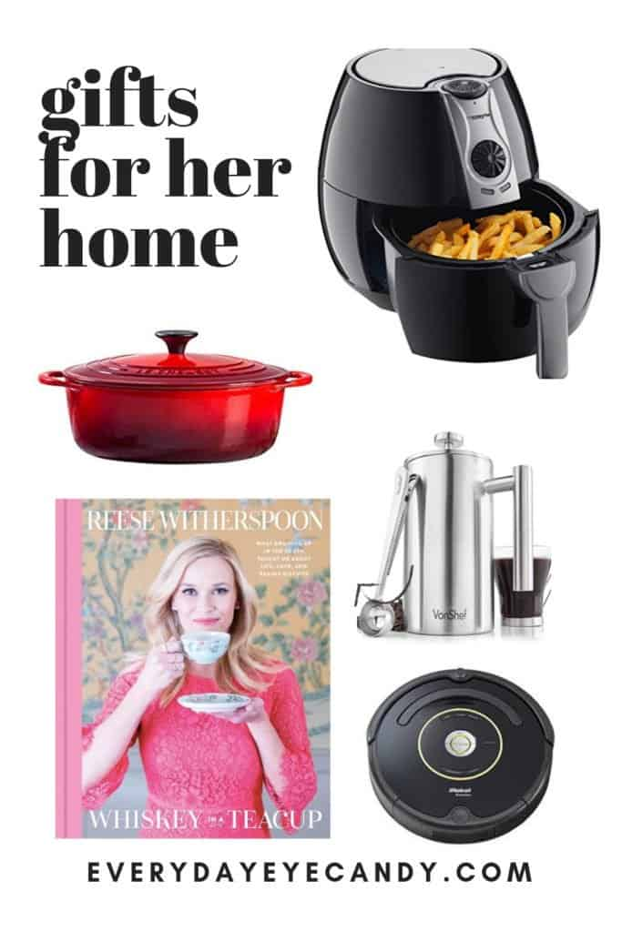 gift guide for the home of the mompreneur