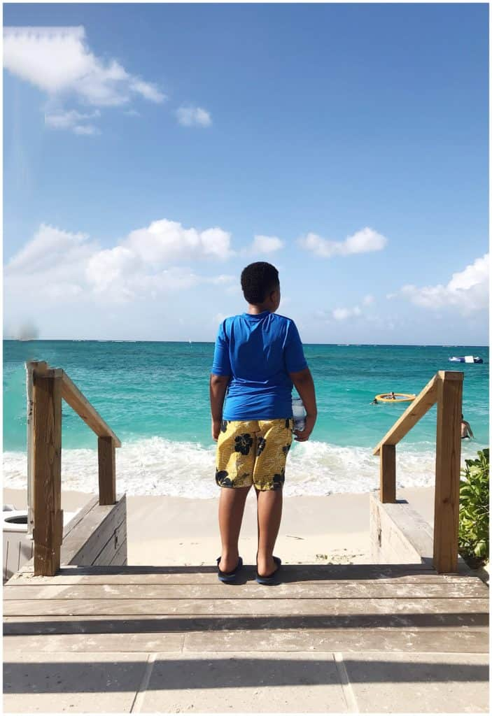 tweens at beaches turks and caicos