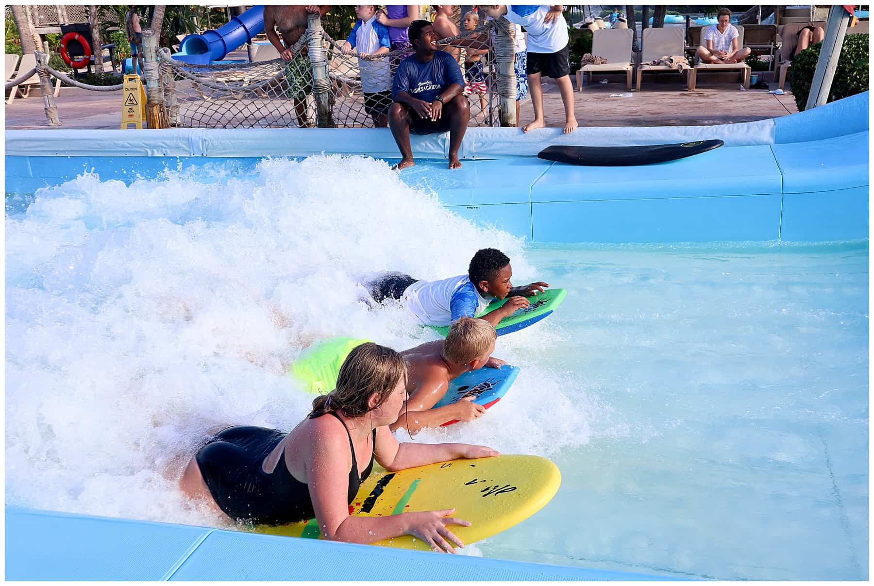 Travel with Tweens at Beaches Turks and Caicos Resort