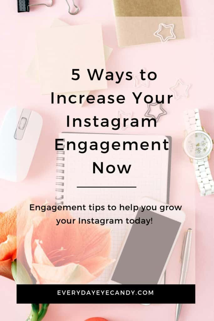ways to increase your instagram engagement now