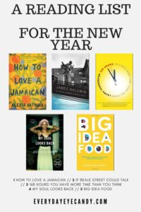 READING LIST FOR THE NEW YEAR