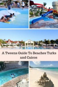 tweens at beaches turks and caicos: a guide