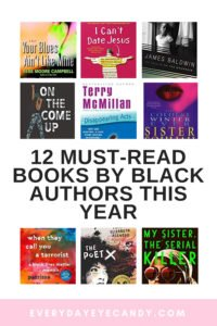 12 must read books by black authors