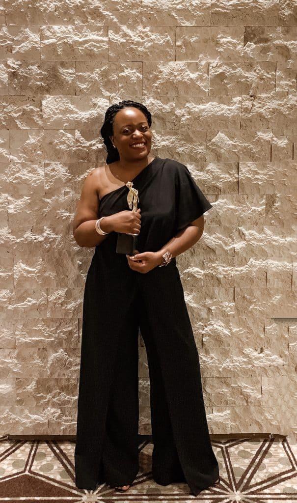 Iris award winner 2019 for Best Sponsored Content