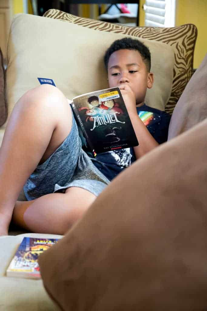 ways to get your child to read