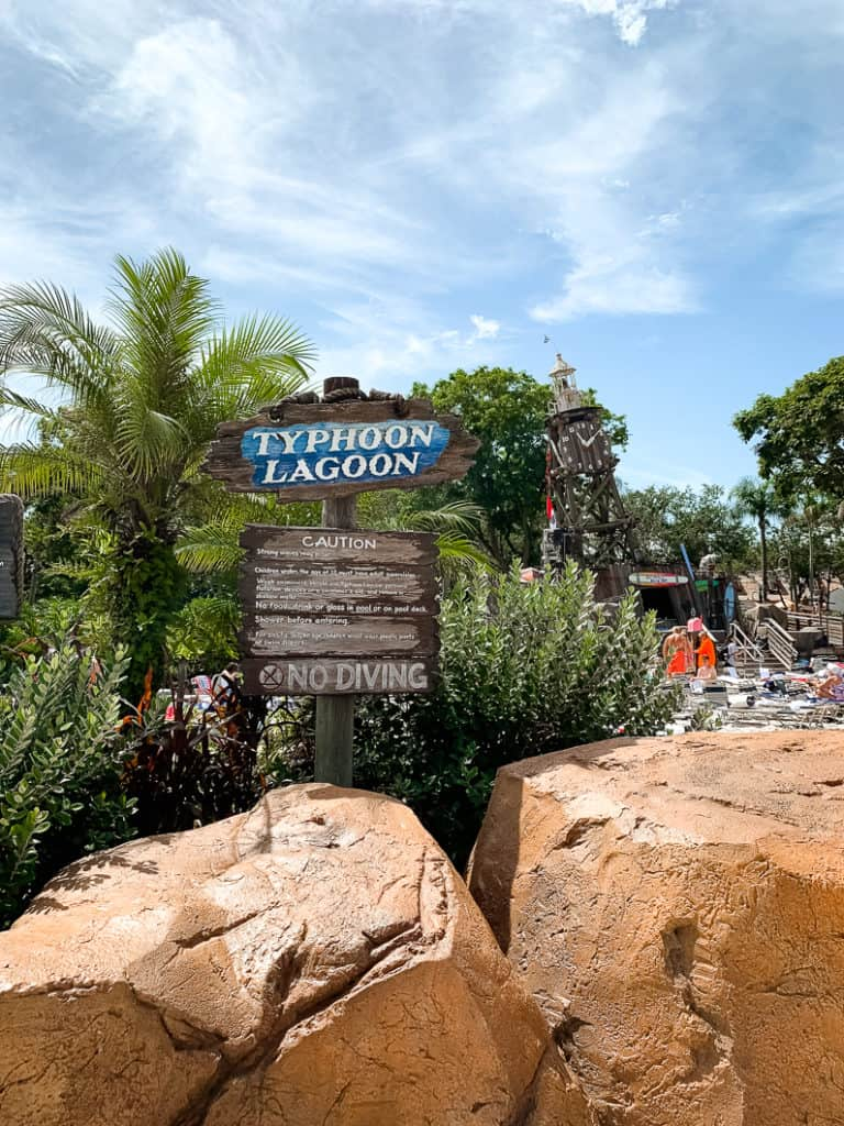 Disney Typhoon Lagoon Guide