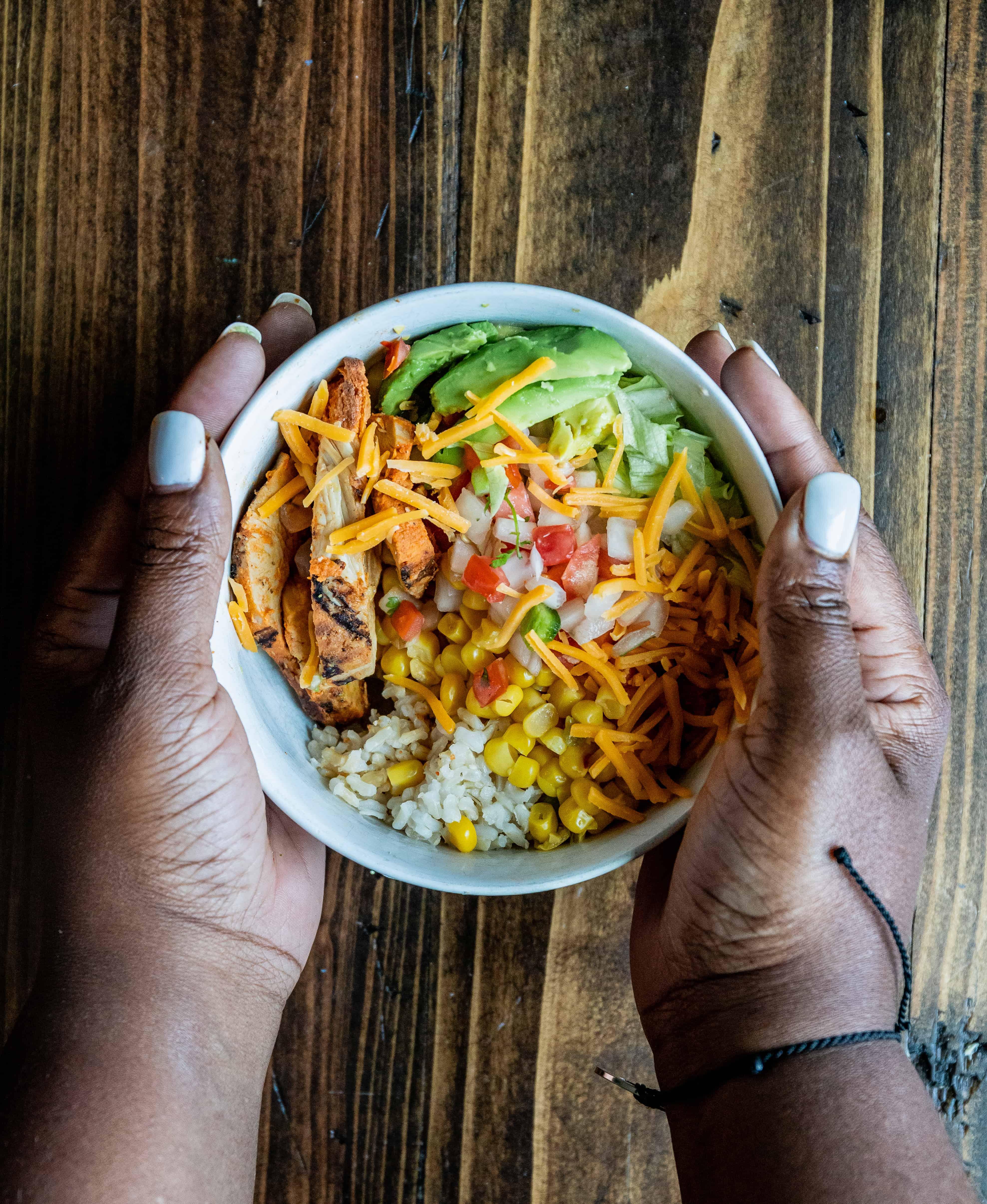 Easy Gluten Free Taco Bowl Recipe