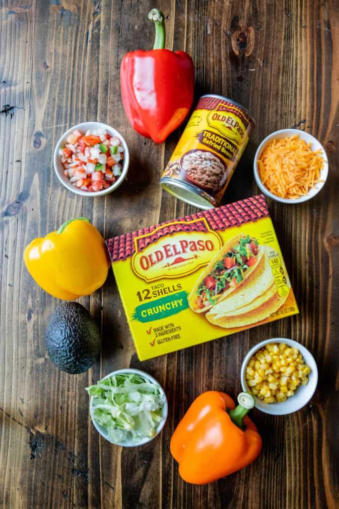 Gluten free taco tuesday