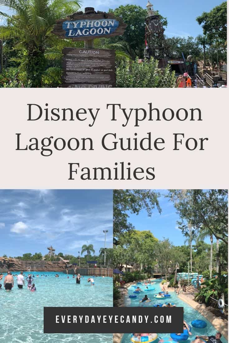 Want to plan a visit to Typhoon Lagoon the next time you go to Disney World? Read my Complete Family Guide to Disney Typhoon Lagoon #typhoonlagoon #disneyworld #disney #familytravel