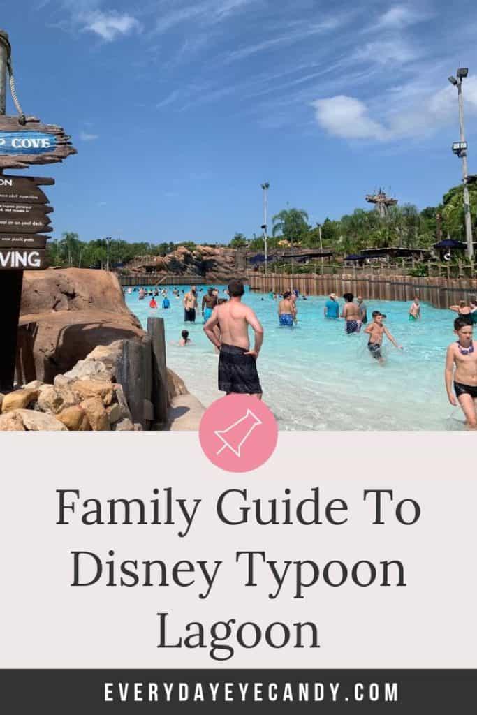 FAMILY GUIDE TO DISNEY TYPHOON LAGOON