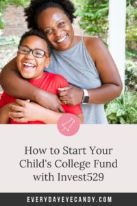 START YOUR CHILD'S COLLEGE FUND