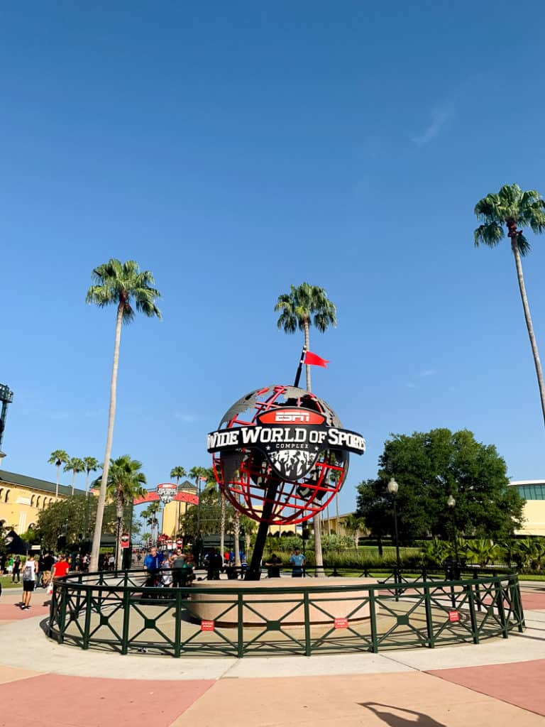 disney espn wide world of sports entrance