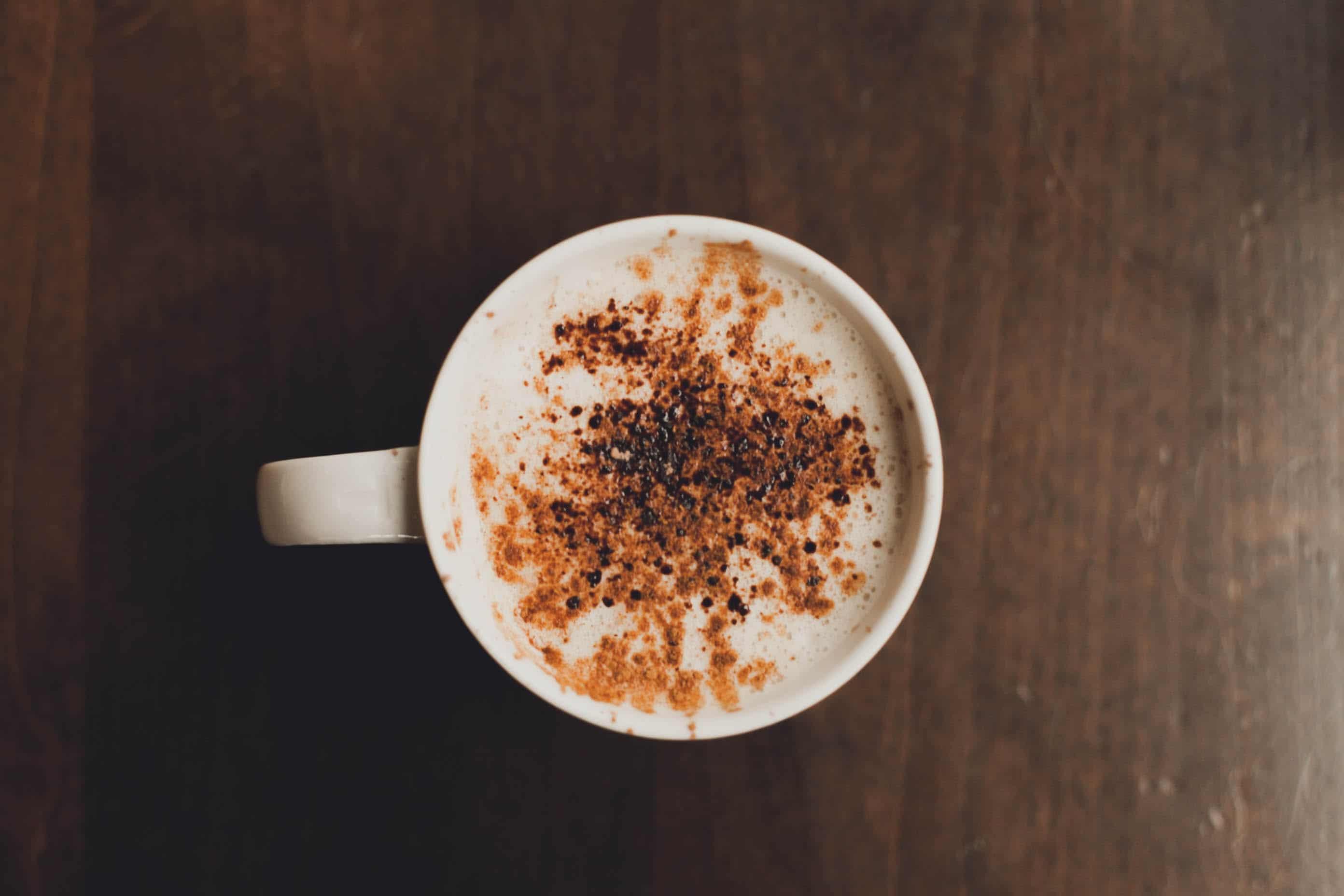 Cinnamon Pumpkin Spiced Latte ( For People Who Don't Like Pumpkin Spiced Lattes )