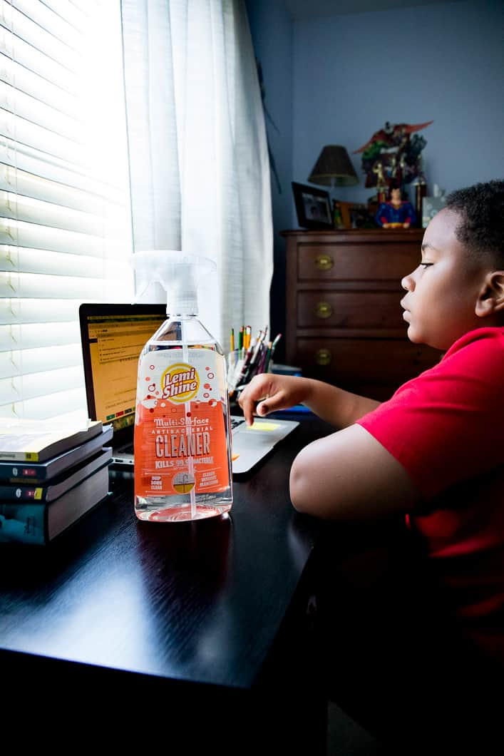 Back to School Cleaning Tips for Busy Moms