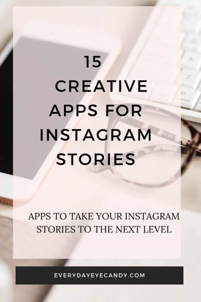 apps for instagram stories