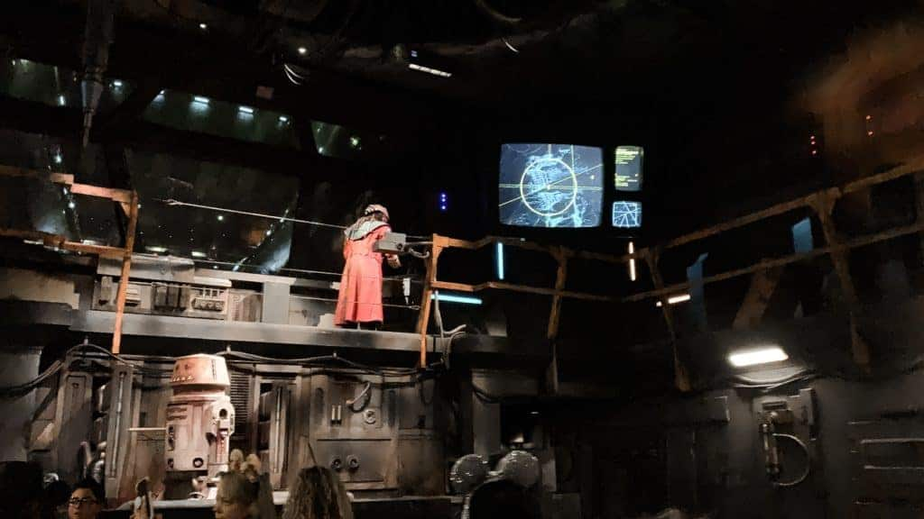 smuggler's run at galaxy's edge