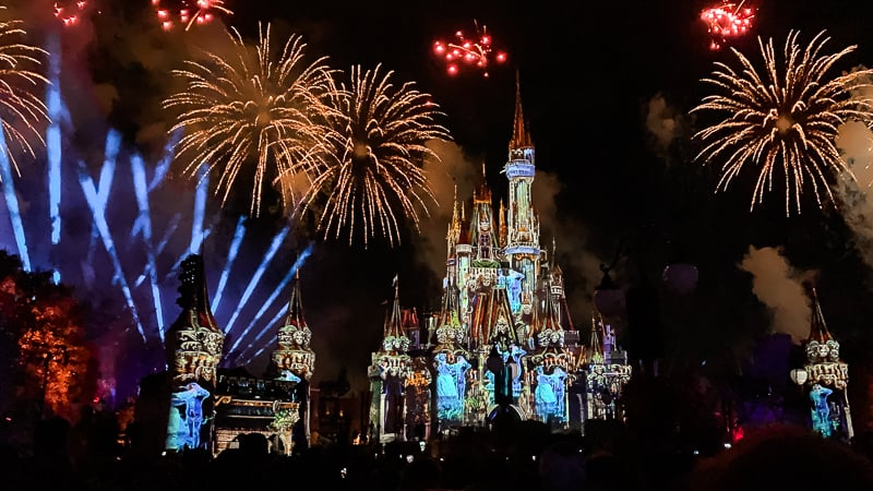 Disney's Not So Spooky Spectacular at Mickey's Halloween Party