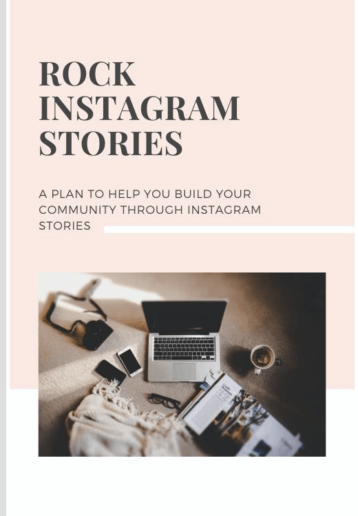 Rock Instagram Stories