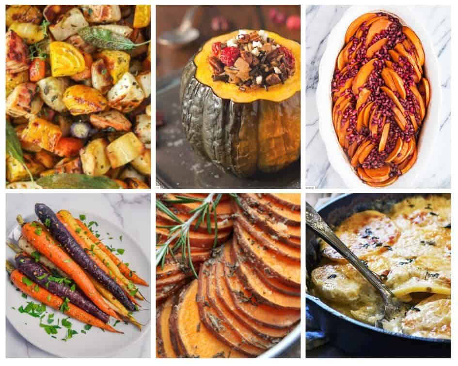 25 of the Best Gluten Free Thanksgiving Sides