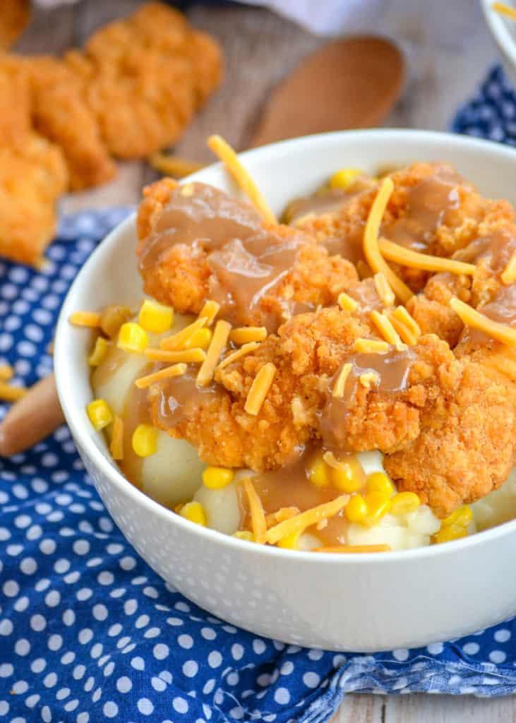 Copycat KFC Famous Bowls