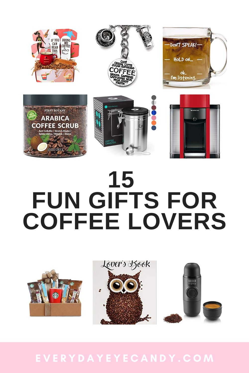 15 Fun Gifts for Coffee Lovers