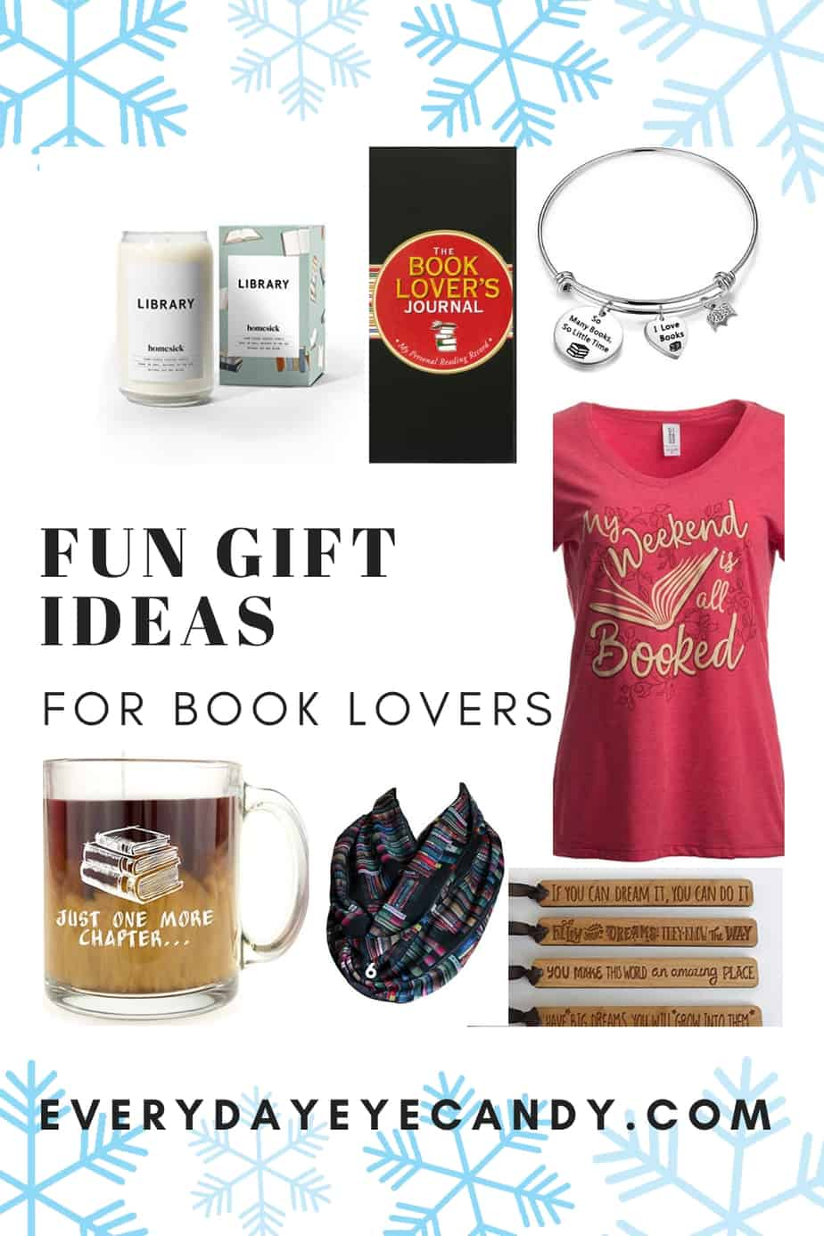 15 Awesome Gifts for Book Lovers 2019