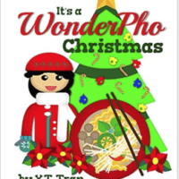 It's a WonderPho Christmas: A children's picture book for Christmas inspired by Vietnamese tradition and culture