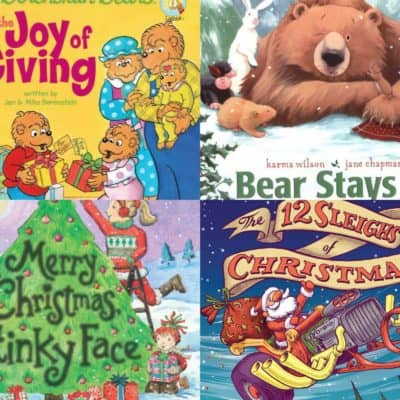 15 of the Best Christmas Books for Children