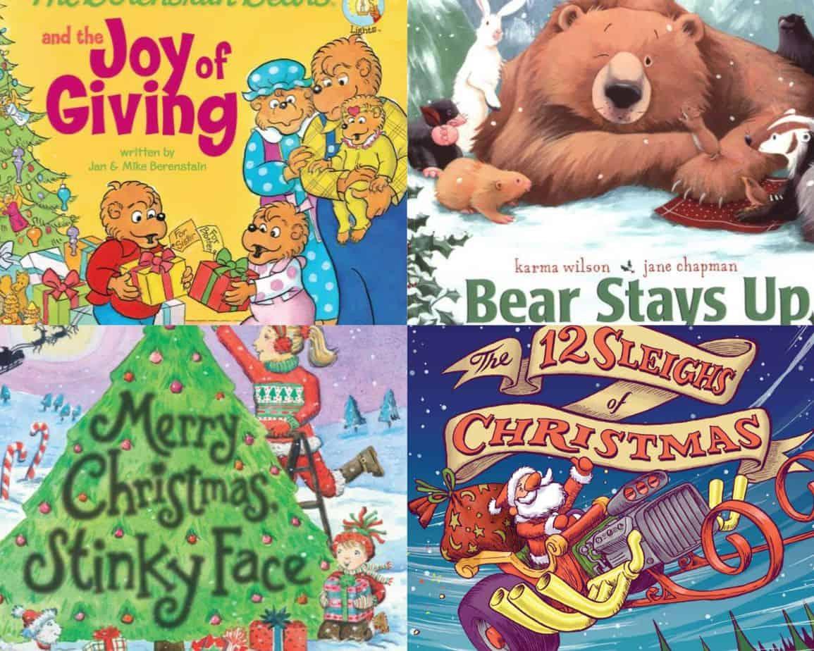 15 of the Best Christmas Books for Children