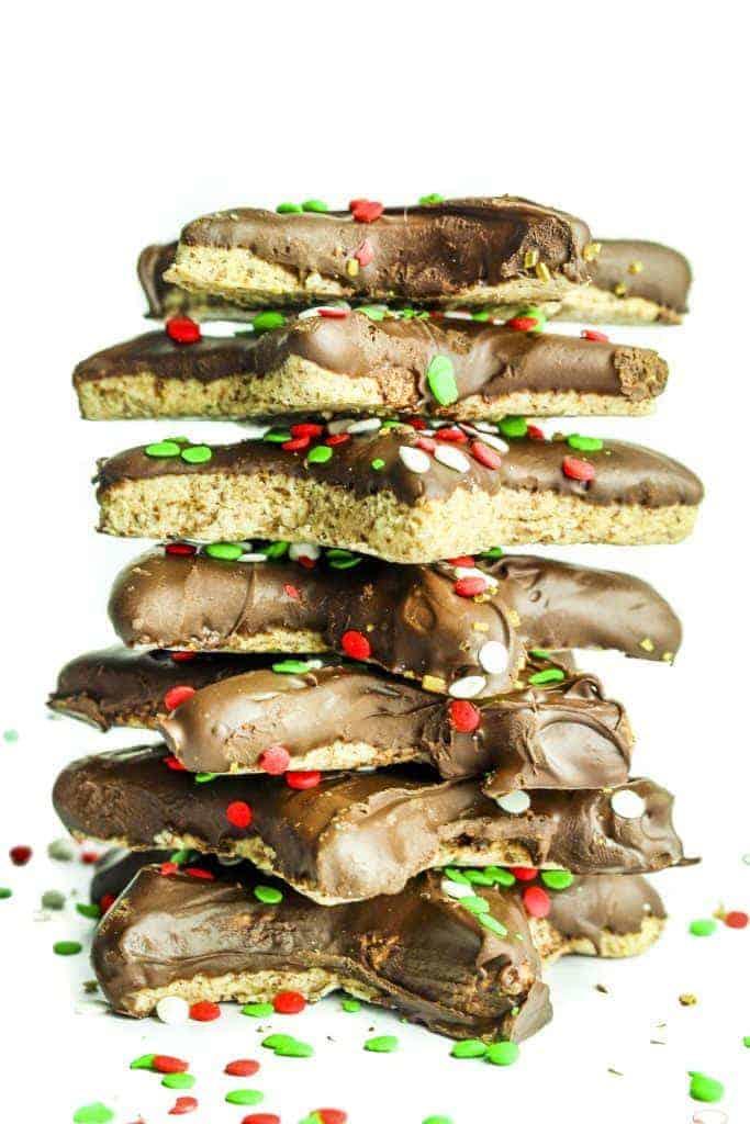 Cinnamon Stars: Zimtsterne (German Christmas Cookies) - Gluten Free