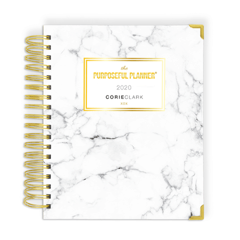 2020 Purposeful Planner - Daily