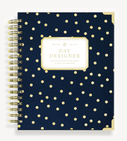 Day Designer by Whitney English: Daily Planner Version