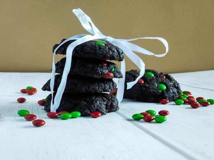 Gluten Free Chocolate Cake Mix Cookies: 1 Mix, 3 Yummy Options!