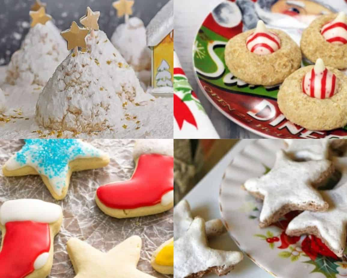 25 Gluten Free Christmas Cookie Recipes