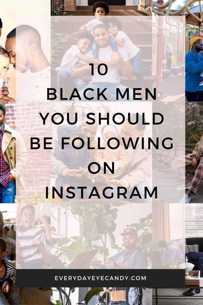 black men on instagram