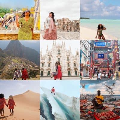 25 Black Travel Bloggers to Stalk On Instagram