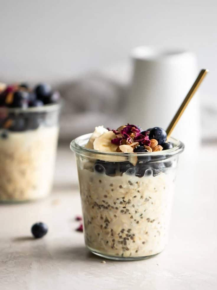 Overnight Oats Recipe with Superfoods