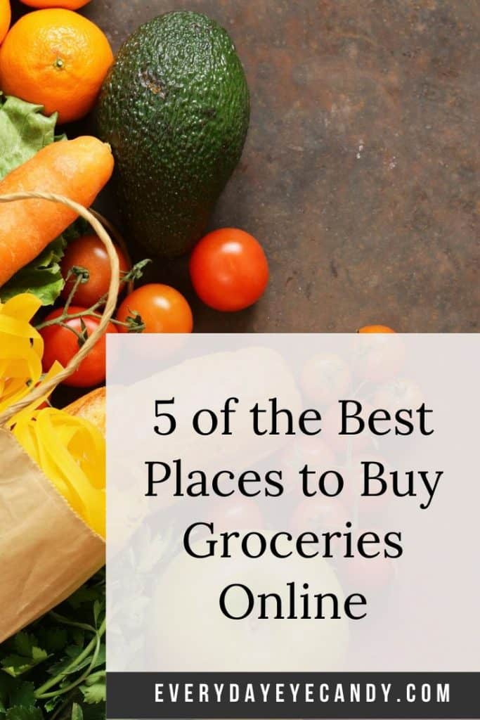 places to buy groceries online