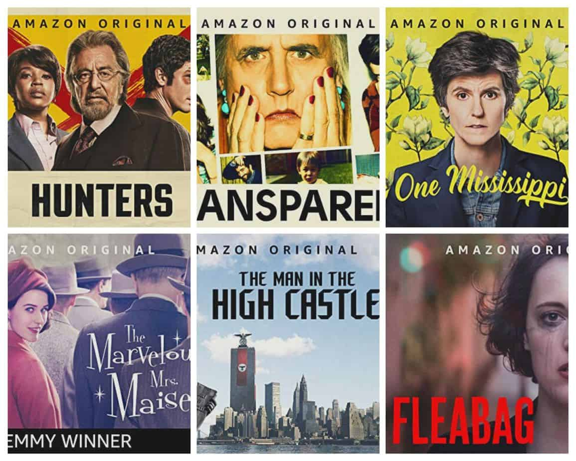 best original shows to watch on Amazon Prime,
