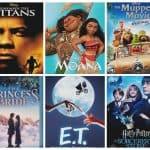 52 Family Movie Night Ideas