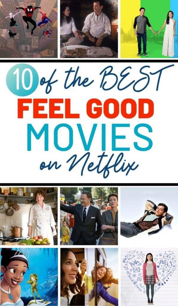 best feel good movies on netflix