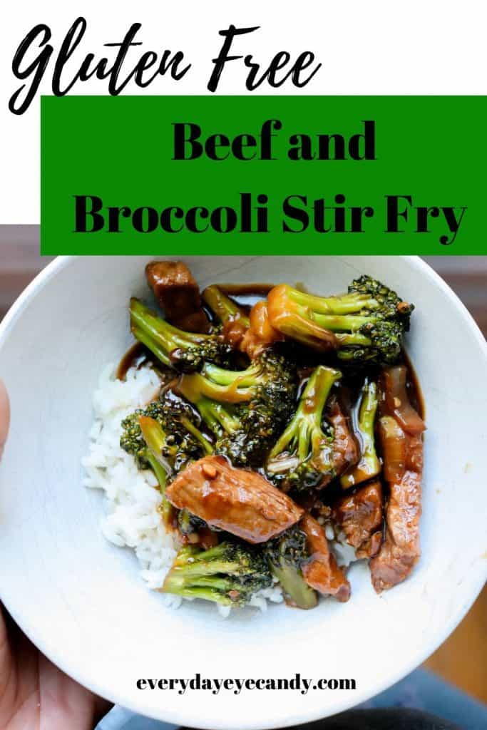 gluten free beef and broccoli stir fry recipe