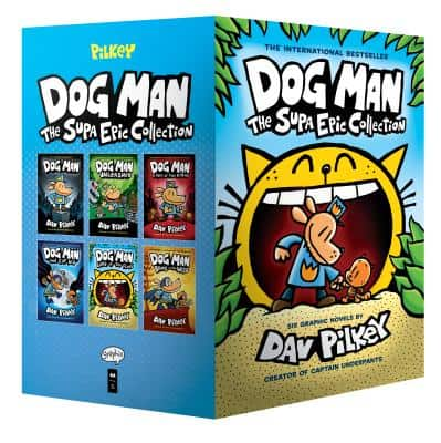 Dog Man: The Supa Epic Collection