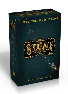 The Spiderwick Chronicles: The Complete Series (Boxed Set)