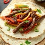Easy Instant Pot Steak Fajitas
